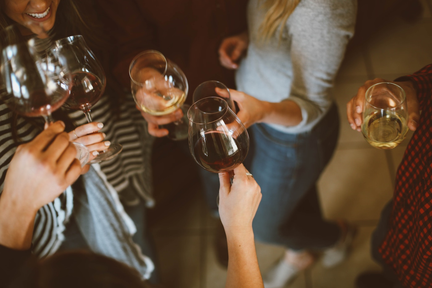 Community Wine Cheers