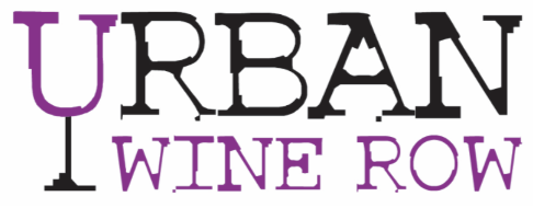 Urban Wine Row Logo on White Background